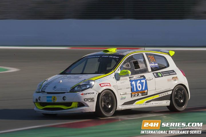 Preptech Renault Clio Cup of Cody Hill